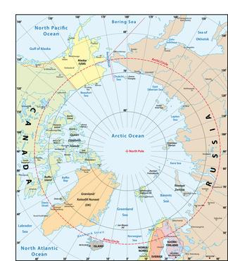 christmas at arctic circle