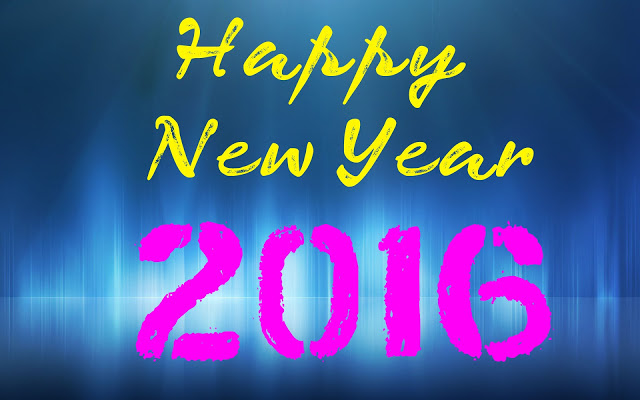 Peace Joy Love Health Prosperity New Year 2016